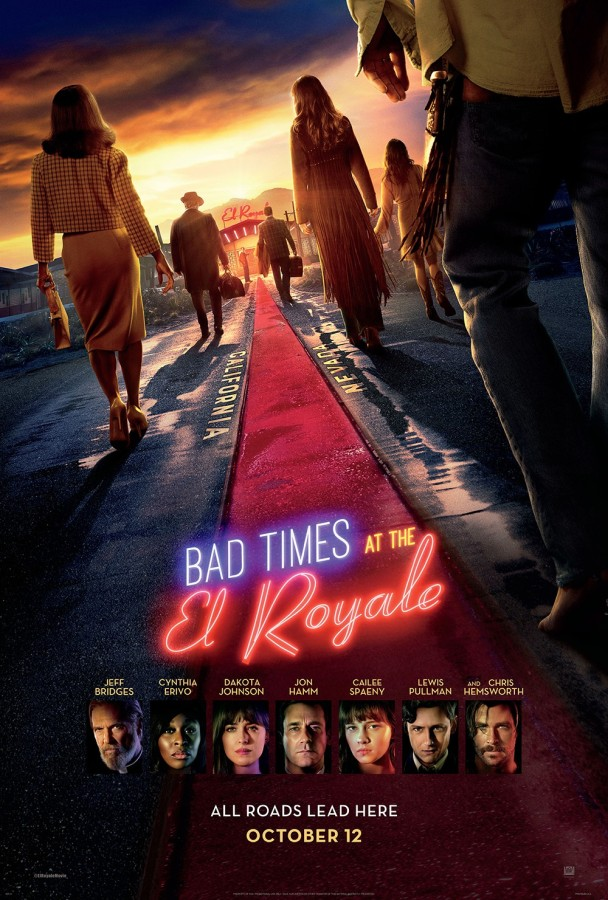 [Movie]Bad Times at the El-Royale